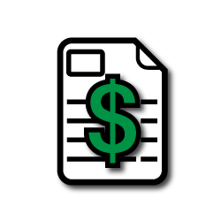 payment info icon
